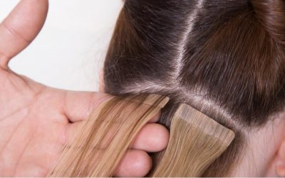 Tape Hair Extensions Course with Kit