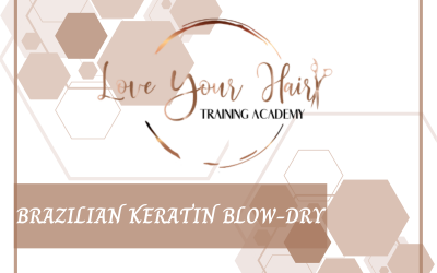 Brazilian Keratin Treatment Blow-dry Course